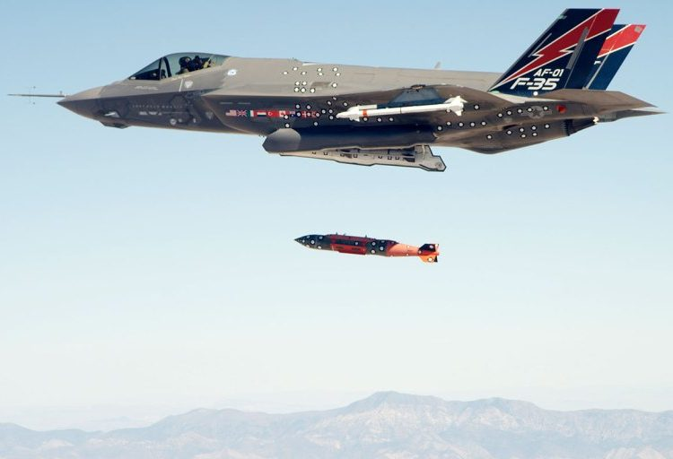 Teknologi bom JDAM. Foto: Military